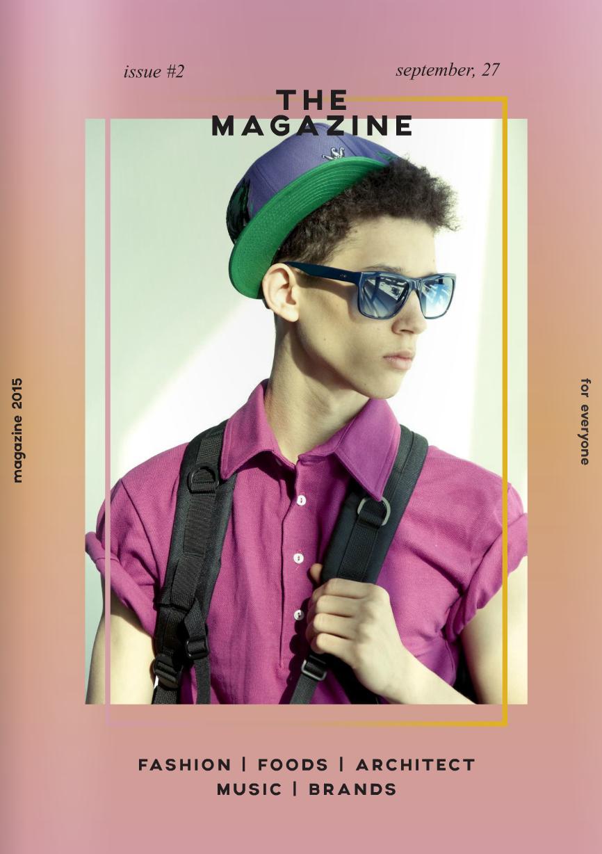 Best Magazine templates