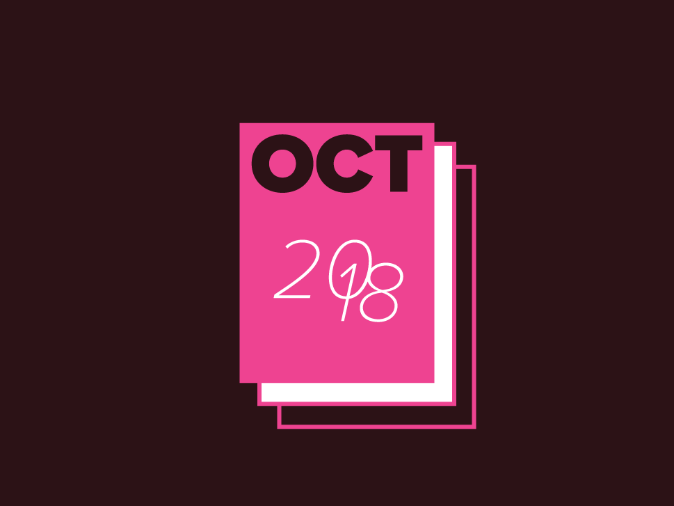 Best InDesign magazine templates october 2018