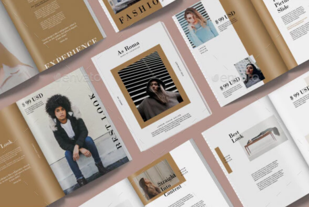 Best InDesign Magazine templates in 2019