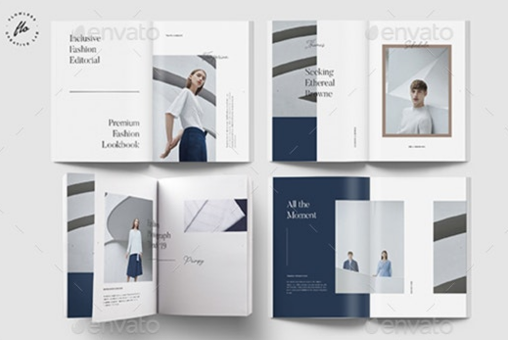 Best magazine templates 2019