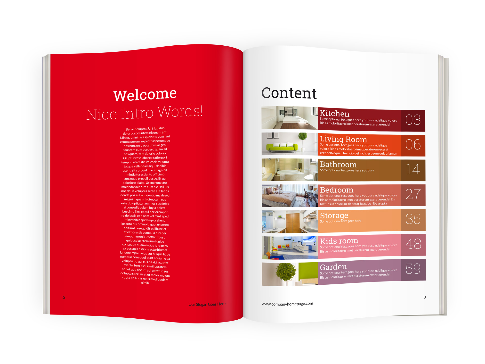 sample product catalogue template - product catalog template
