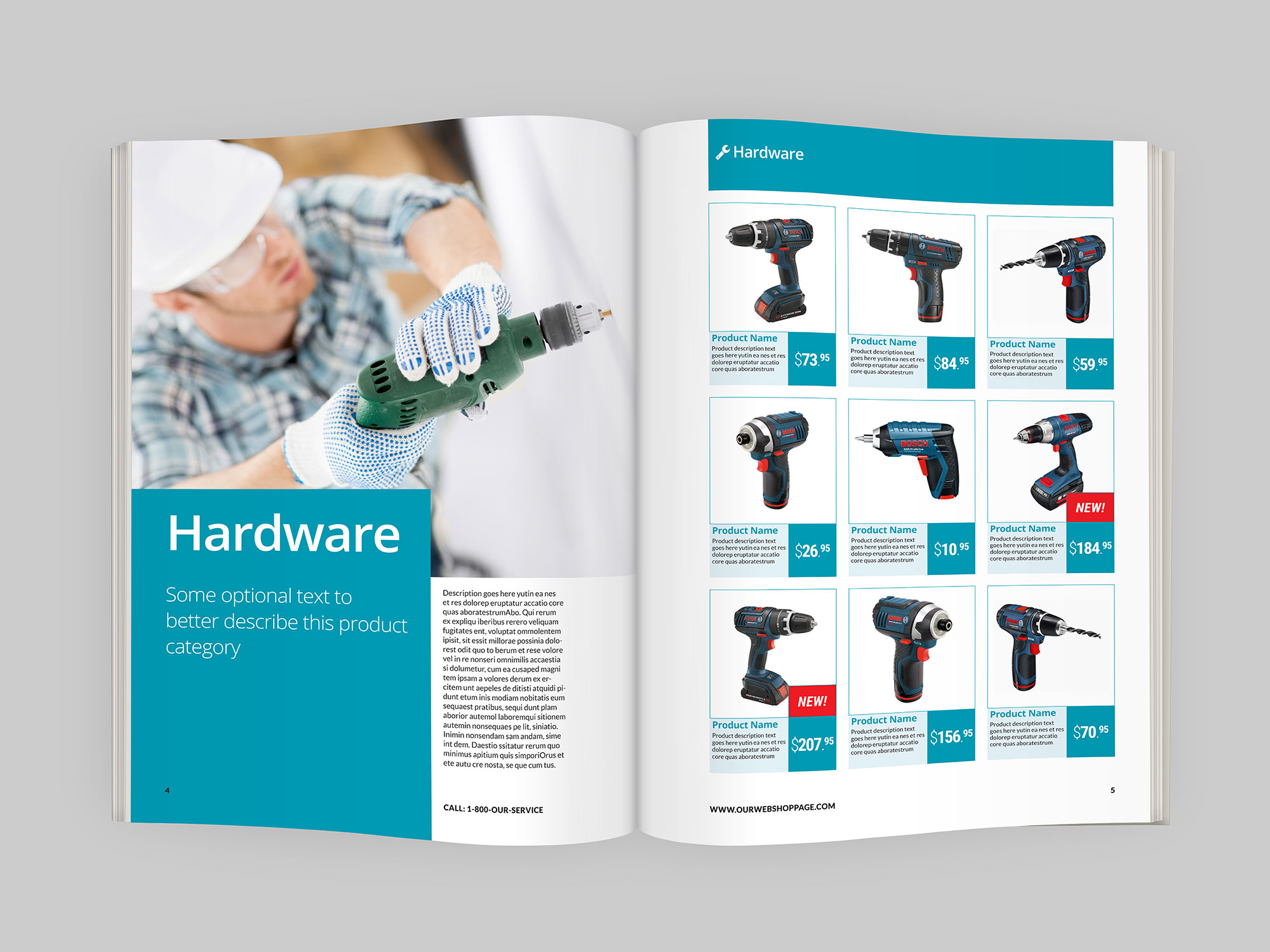 Product Catalogue Templates Free Passionativeco - Brochure design templates indesign